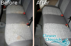 Car Upholstery Cleaning Chiswick